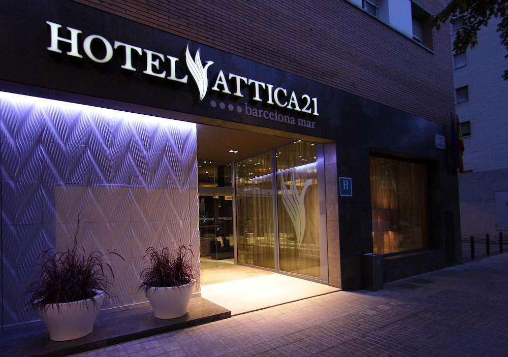 Hotel Attica 21 Barcelona Mar, Featured Image