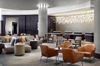 蓋特威亞特蘭大機場萬豪飯店 Atlanta Airport Marriott Gateway