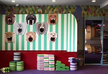 お子様用の遊び場 - 屋内
