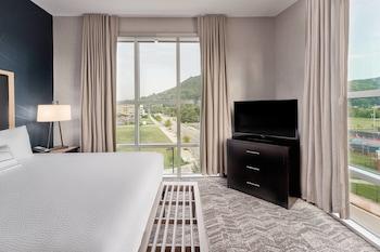 Süit, 1 Yatak Odası, Sigara İçilmez, Dağ Manzaralı