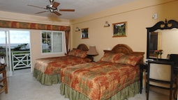Standard Room, 2 Double Beds, Ocean View