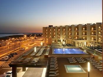 Real Marina Hotel & Spa - Hotel Front - Evening/Night  - #0