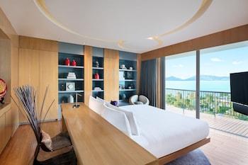Villa, 2 Yatak Odası, Sigara İçilmez, Okyanus Manzaralı (extreme Wow Ocean Haven)