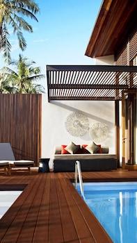 Villa, 1 Yatak Odası, Sigara İçilmez, Bahçe Manzaralı (tropical Oasis)