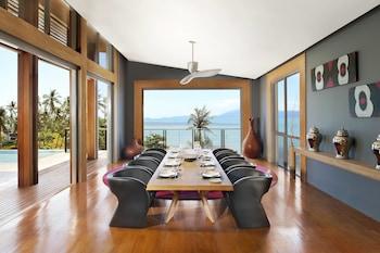 Villa, 4 Yatak Odası, Kişiye Özel Havuzlu, Okyanus Manzaralı (seascape Escape)