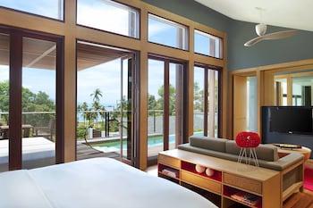 Villa, 1 Yatak Odası, Sigara İçilmez, Bahçe Manzaralı (jungle Oasis)
