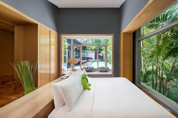 Villa, 1 Yatak Odası, Sigara İçilmez, Bahçe Manzaralı (wow Jungle Oasis)