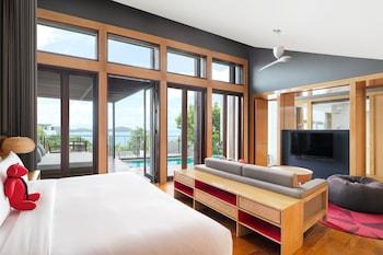 Villa, 1 Yatak Odası, Kişiye Özel Havuzlu, Okyanus Manzaralı (ocean View Escape)