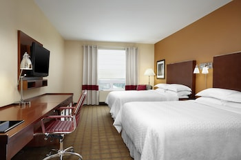 Four Points by Sheraton Calgary Airport - Guestroom  - #0