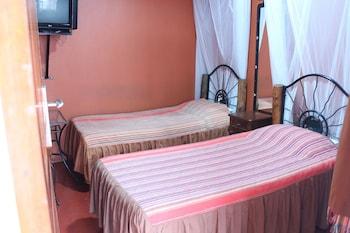 İki Ayrı Yataklı Oda, 2 Tek Kişilik Yatak, Özel Banyo