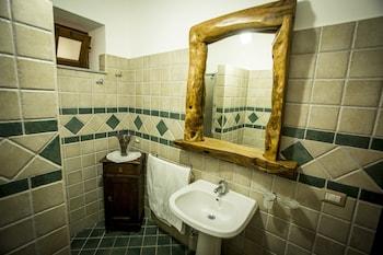 Al Belvedere Salina - Bathroom  - #0