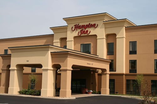 . Hampton Inn Dandridge
