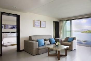 Deluxe Suite, 1 Bedroom, Non Smoking, Sea View (Pool access)