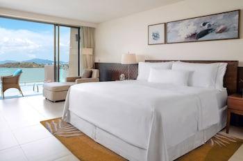 Deluxe Suite, 1 Bedroom, Pool Access, Sea View