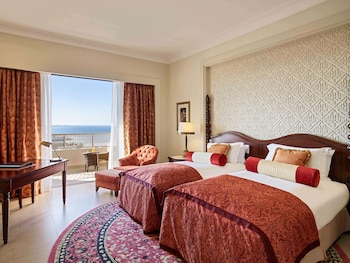 Luxury Room, 2 Twin Beds, Sea View