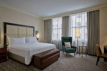Executive Room, 1 King Bed, Non Smoking, Executive Level