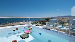 Panoramic Apartment, 1 Bedroom, Hot Tub, Sea View