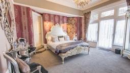 Classic Tek Büyük Yataklı Oda, Bahçe Manzaralı