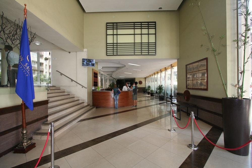 BMB 스위츠 아파트먼츠(BMB Suites Apartments) Hotel Image 0 - Lobby