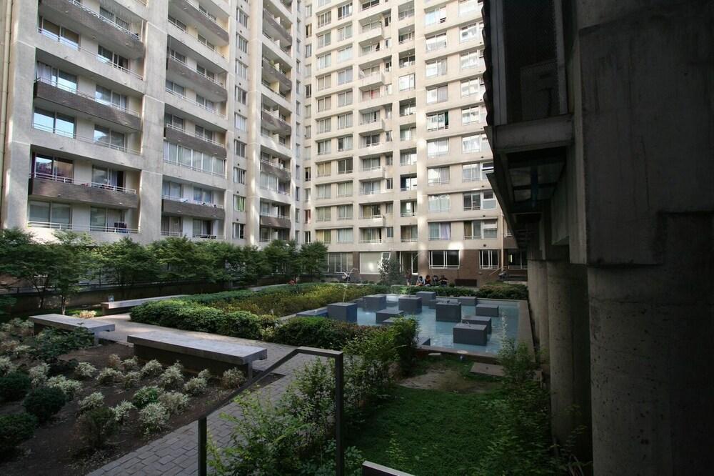 BMB 스위츠 아파트먼츠(BMB Suites Apartments) Hotel Image 28 - Garden
