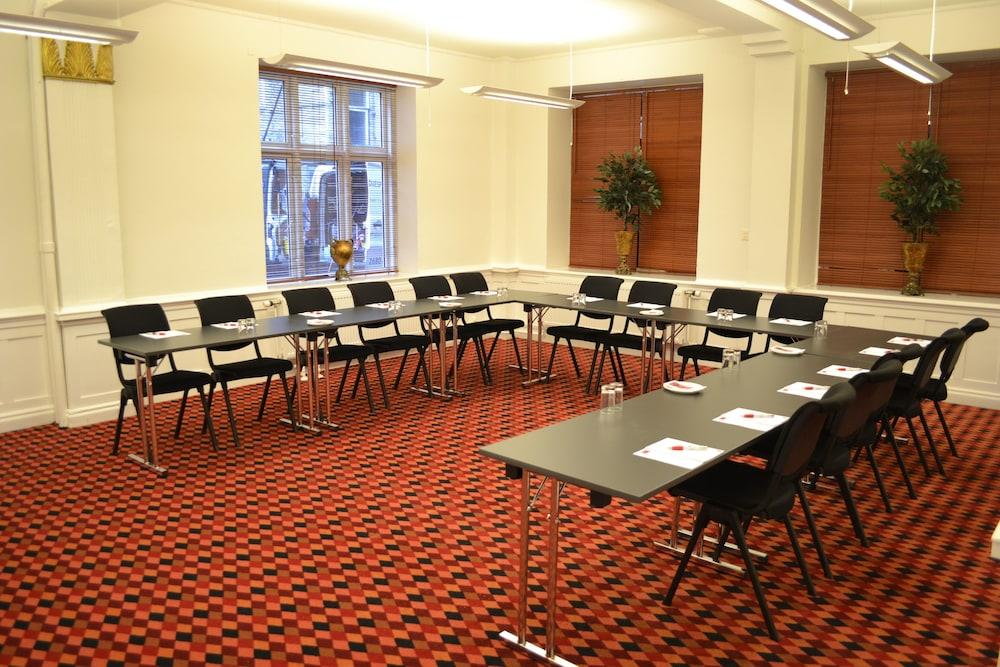 밀링 호텔 삭시드후스 콜딩(Milling Hotel Saxildhus, Kolding) Hotel Image 48 - Meeting Facility
