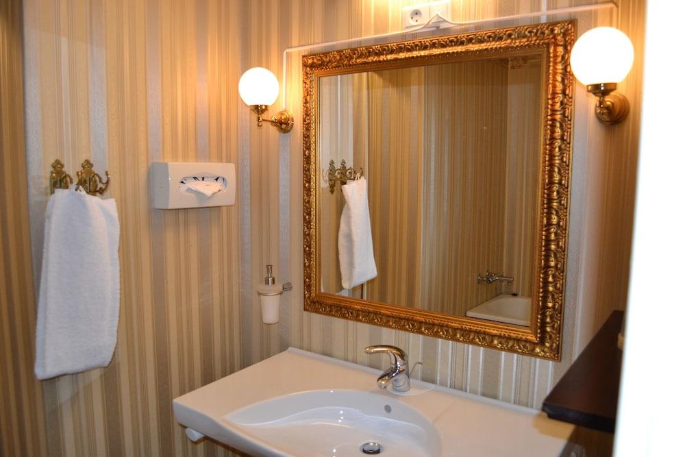 밀링 호텔 삭시드후스 콜딩(Milling Hotel Saxildhus, Kolding) Hotel Image 33 - Bathroom Sink