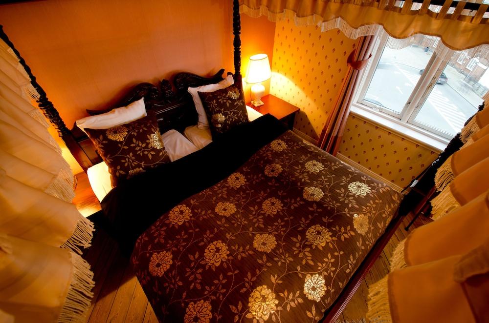 밀링 호텔 삭시드후스 콜딩(Milling Hotel Saxildhus, Kolding) Hotel Image 11 - Guestroom