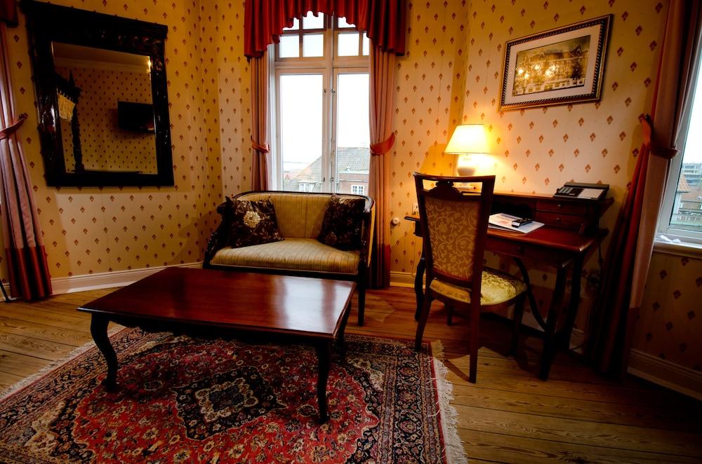 밀링 호텔 삭시드후스 콜딩(Milling Hotel Saxildhus, Kolding) Hotel Image 27 - Living Area
