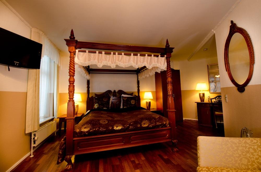 밀링 호텔 삭시드후스 콜딩(Milling Hotel Saxildhus, Kolding) Hotel Image 9 - Guestroom