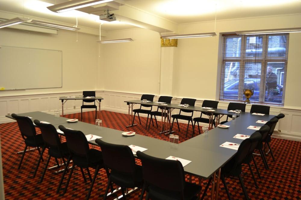 밀링 호텔 삭시드후스 콜딩(Milling Hotel Saxildhus, Kolding) Hotel Image 49 - Meeting Facility