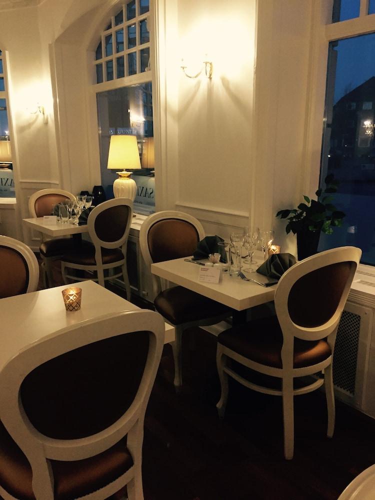 밀링 호텔 삭시드후스 콜딩(Milling Hotel Saxildhus, Kolding) Hotel Image 38 - Restaurant