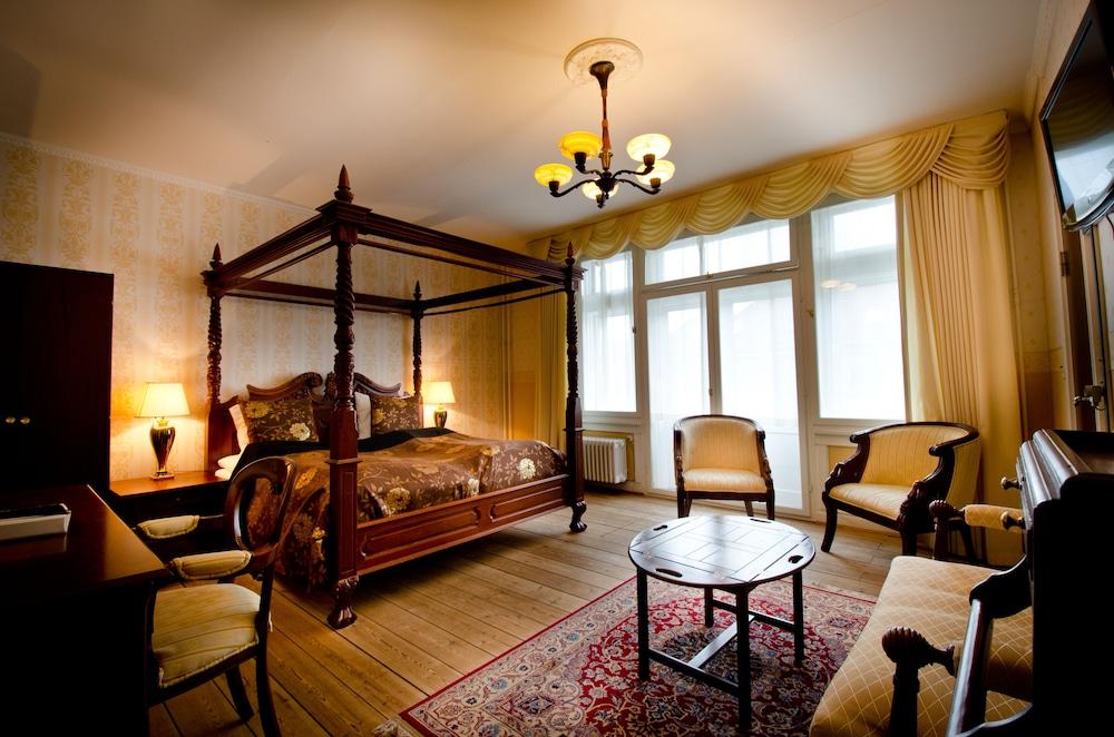 밀링 호텔 삭시드후스 콜딩(Milling Hotel Saxildhus, Kolding) Hotel Image 6 - Guestroom