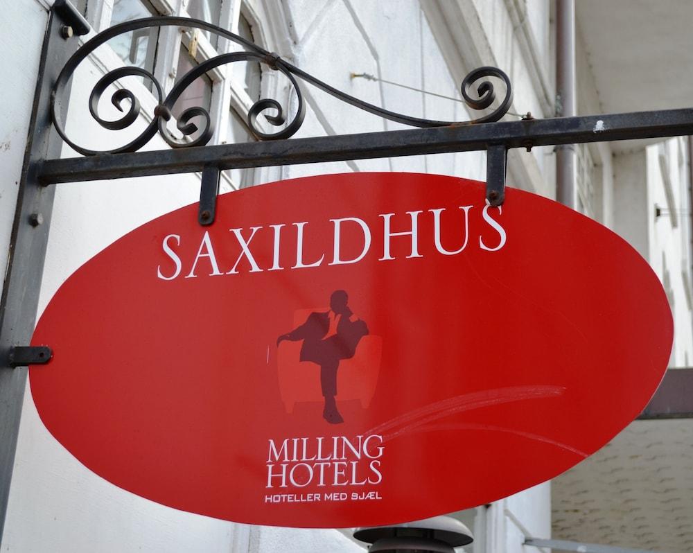 밀링 호텔 삭시드후스 콜딩(Milling Hotel Saxildhus, Kolding) Hotel Image 54 - Hotel Front