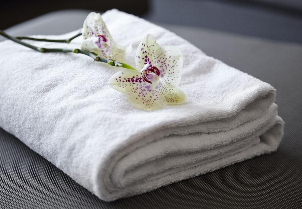 밀링 호텔 삭시드후스 콜딩(Milling Hotel Saxildhus, Kolding) Hotel Image 34 - Bathroom Amenities