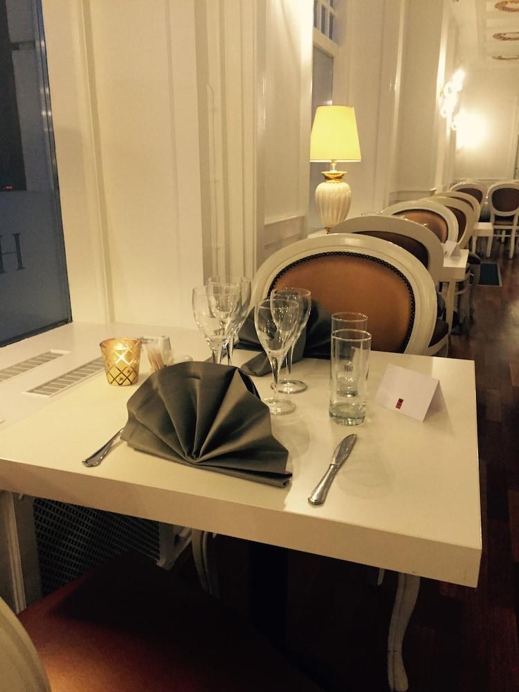 밀링 호텔 삭시드후스 콜딩(Milling Hotel Saxildhus, Kolding) Hotel Image 39 - Restaurant