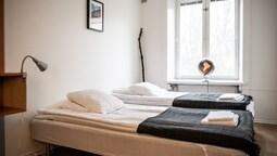 İki Ayrı Yataklı Oda, Ortak Banyo (annex)