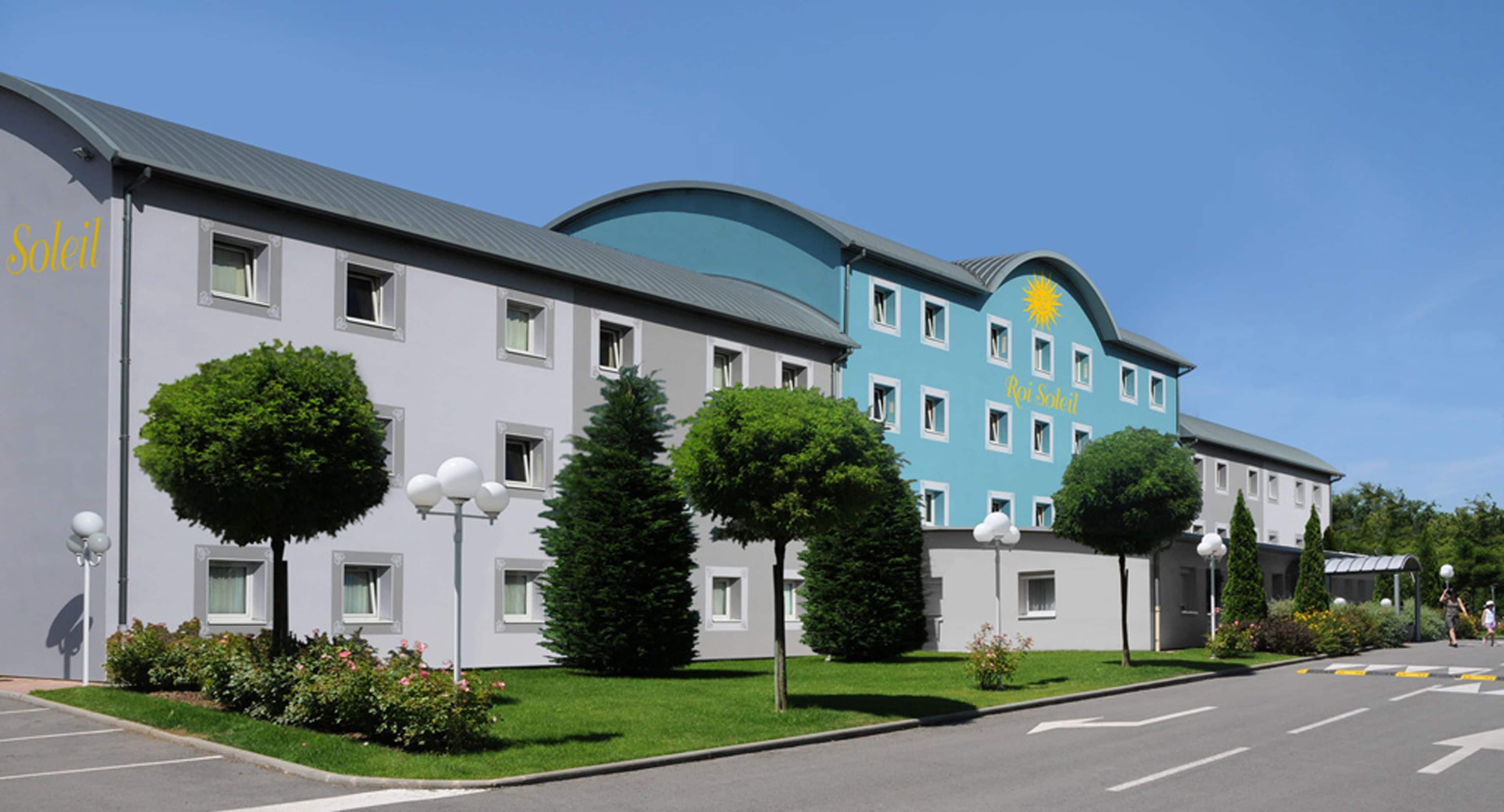 Roi Soleil Strasbourg Airport Hotel