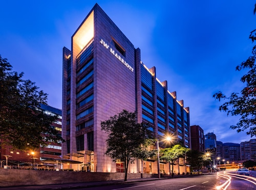 . JW Marriott Hotel Bogota