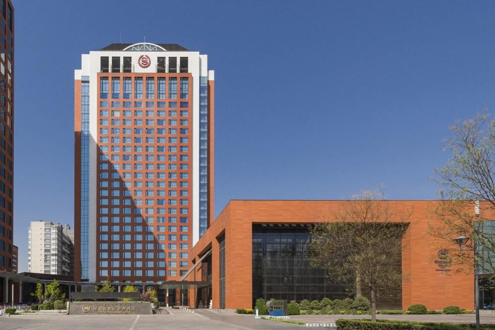 シェラトン 呼和浩特 ホテル (呼和浩特喜来登酒店)