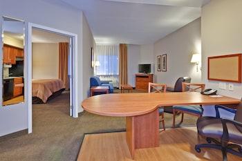 Süit, 1 Yatak Odası (1 King Bed, Sofa Bed)
