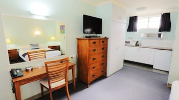 Guestroom at Tweed Heads Vegas Motel in Tweed Heads