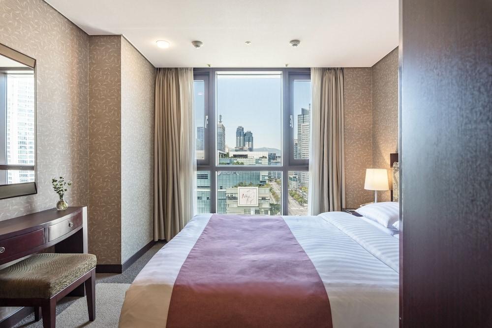 해운대 센텀 호텔
