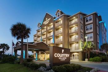 麗笙德州加爾維斯敦海灘鄉村套房飯店 Country Inn & Suites by Radisson, Galveston Beach, TX