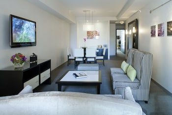 Guestroom at Royalton Park Avenue in New York