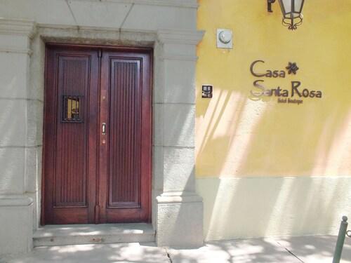 Casa Santa Rosa Hotel Boutique, Antigua Guatemala