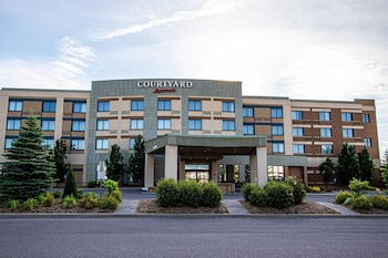 Hotel - Courtyard by Marriott Kingston Highway 401/Division Street