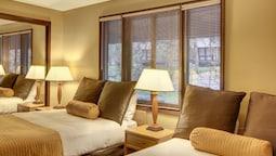 Standard Room, 2 Double Beds (cascade Room)