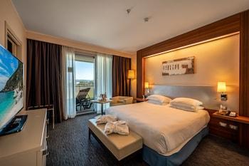 Suite, 1 Queen Bed, View