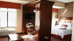 Studio Suite, 1 King Bed, Refrigerator & Microwave