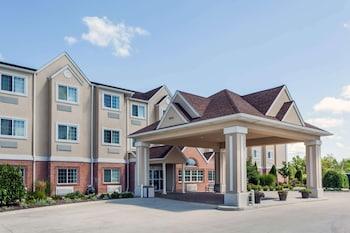 密西根城市麥克羅特溫德姆套房飯店 Microtel Inn & Suites by Wyndham Michigan City